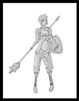 Character Study 001