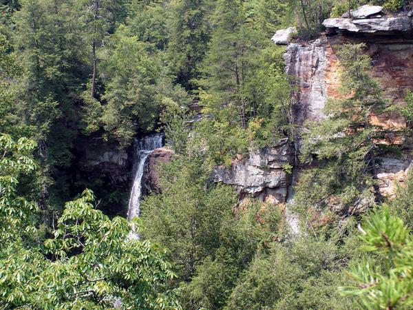 Piney Creek Falls by photowizard