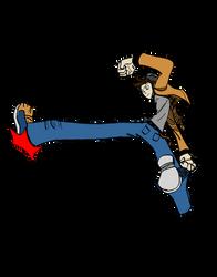 Alexander Kick - Colorized