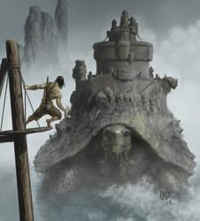 Pirate Lord by Lloyd-Blindman