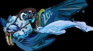 WATER RACE: Walrein by FIute