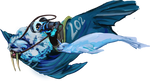 WATER RACE: Walrein