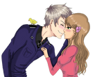 APH-Let me share an awesome kiss with you