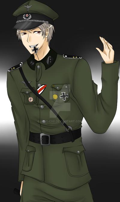 Prussia-wehrmacht uniform SS by Mira-chii