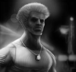 Guile - Go Home and Be A Family Man