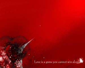 Love Game Wallpaper