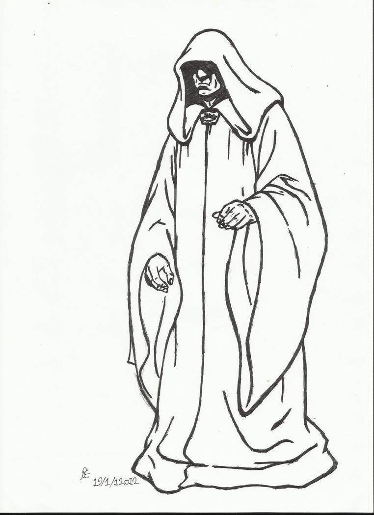 star wars emperor palpatine.2012 by pauleto18 on DeviantArt
