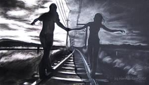 Torn Together by HannuBananu