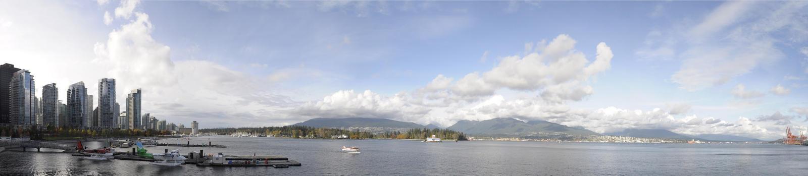 Panorama: Vancouver No1