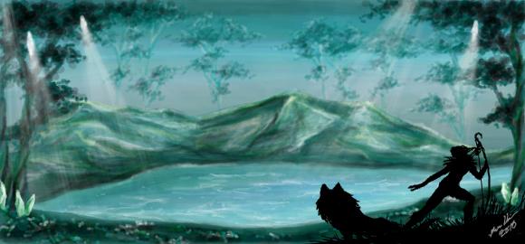 My Terokkar Forest by mooni