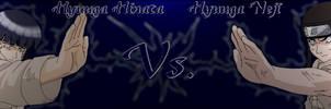 Hyuuga Hinata vs. Hyuuga Neji
