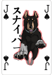 GNG Raffle card #11