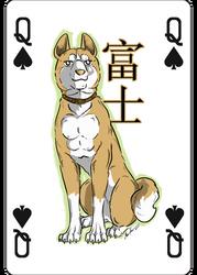 GNG Raffle card #12