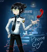 FNaF 1: Phone Guy