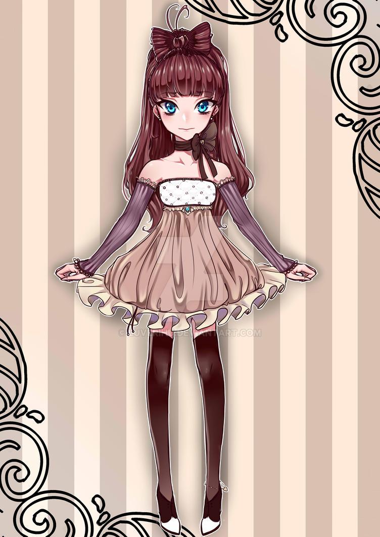 Fancy Girl by Luverihu