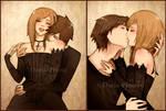 - DxM : Kissing -
