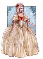 :COM: Evelyne de Breuil by Doria-Plume