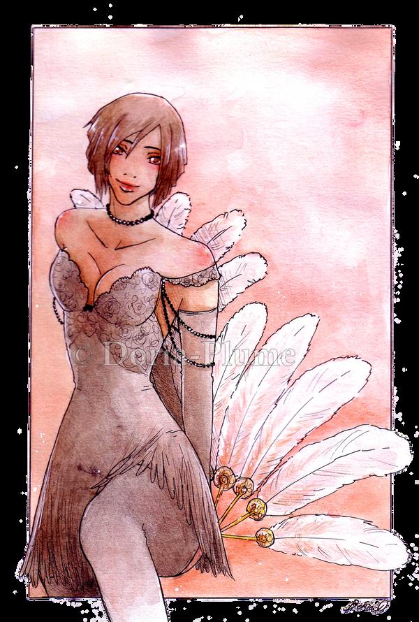 :Gift: RUTH for Rakiah by Doria-Plume