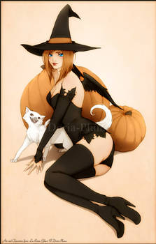 + Little Witch +