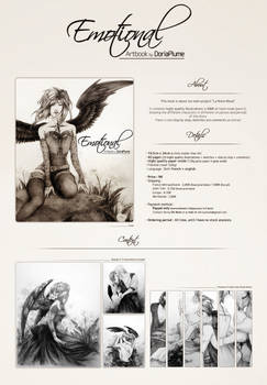 :AVAILABLE: Emotional Artbook