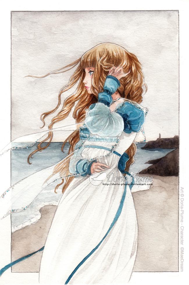:COM: Neadda's melancholy by Doria-Plume