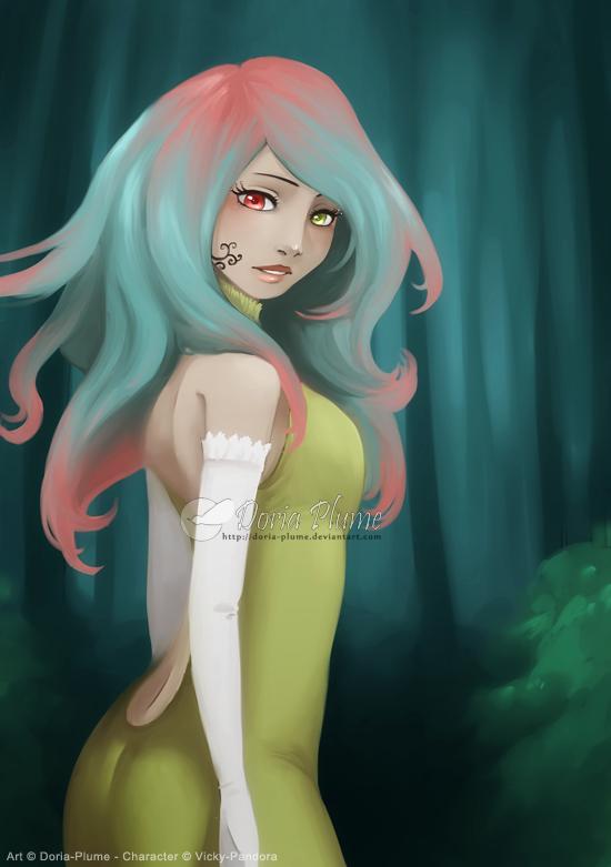 :COM: Mystical Forest by Doria-Plume