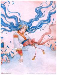 :Gift: Lynette by Doria-Plume