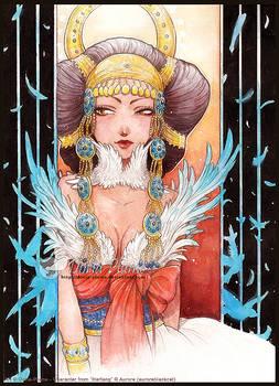 :Gift: Harfang : The Enchantress