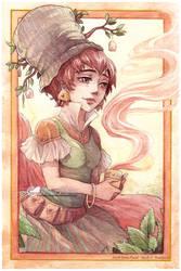 :Prize: Tea Time by Doria-Plume