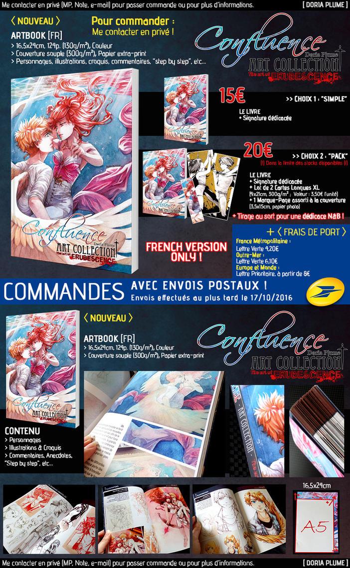 :COMMANDES: Confluence Artbook [FR] by Doria-Plume