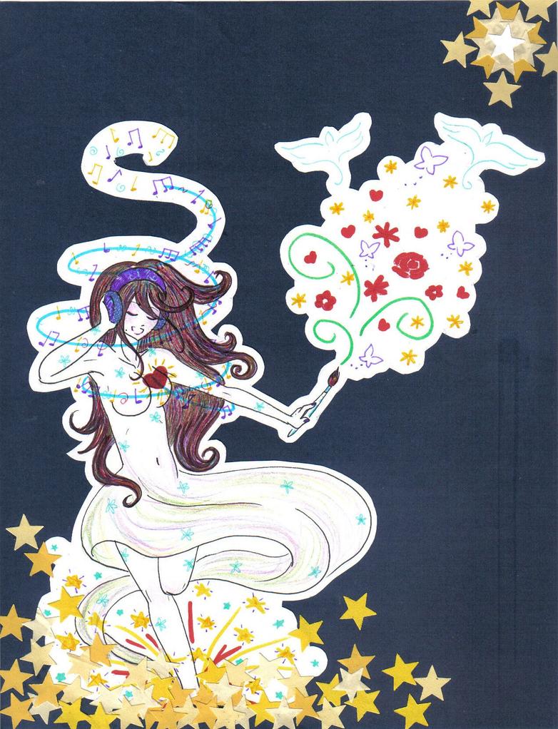 Dreams by KaleidoMewStar