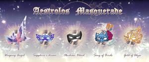 [Aes] Masquerade Batch Preview [5/5 open]