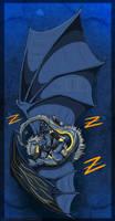 Sleeping Blue :C.O: