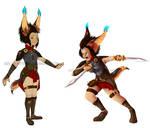 Kitsooki Armor Design