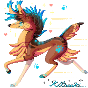 Kitsooki Pixel~ by Kitsooki