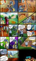 Blue's Comic