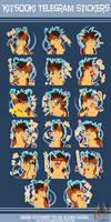 Kitsooki Telegram Stickers