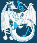 Ice Hasia T-Shirt Design