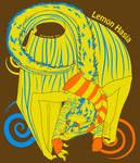 Lemon Hasia T-Shirt Design
