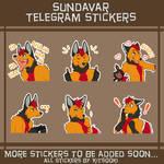 Sundavar Telegram Pack