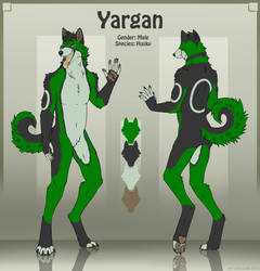 Yargan - Reference Sheet