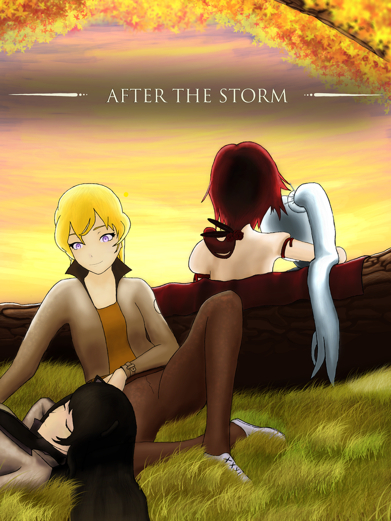 RWBY: After the Storm - Cover by Terkontar
