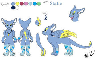 Static (updated) by Dragonfury77