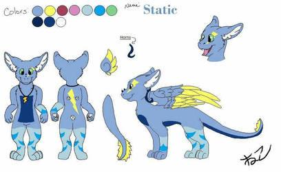 Static The Dutch angel dragon (Ref Version 3) by Dragonfury77