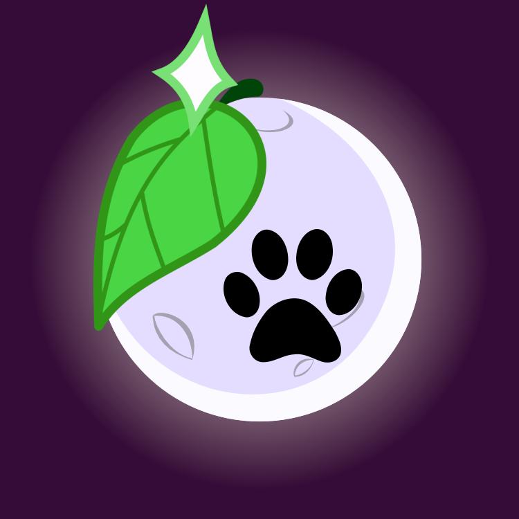 Amethyst Shadow's Cutie mark by Dragonfury77