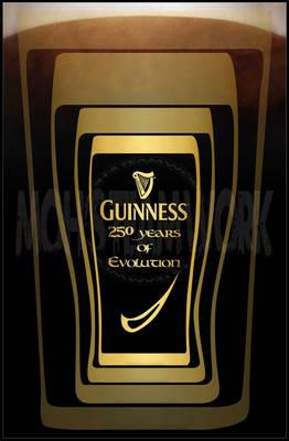 Guinness 250 Years Of Evolution