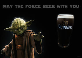 May The Force Beer With You