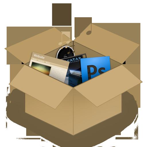 Box Icon by SubZero123