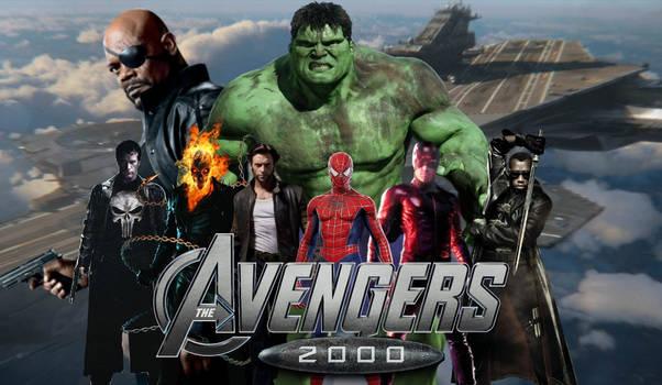The Avengers 2000 (Hero Team)