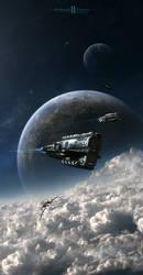 Orbital Patrol 2 by Camille-Besneville